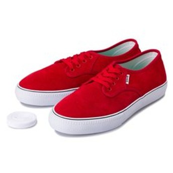 【ABC-MART:シューズ】10304 SLYMZ2 SUEDE RED/WHITE 568107-0006