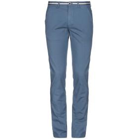 《期間限定セール開催中!》EM'S OF MASON'S メンズ パンツ ブルー 54 コットン 96% / ポリウレタン 4%