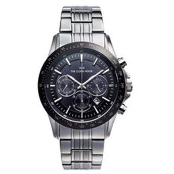 【ザ・クロックハウス:時計】ザ・クロックハウス ソーラー MBC1003-BK2A 腕時計 就活 入学 就職 ギフト プレゼント ビジネス カジュアル