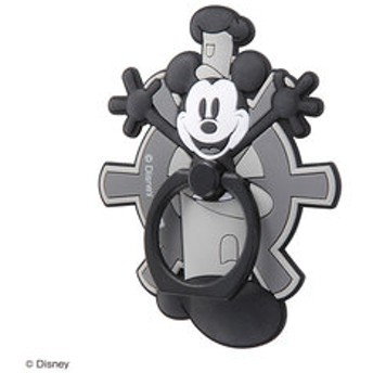 【Mickey 90th Anniversary Magic of Color:雑貨】『 ミッキー マウス 90周年デザイン 』/スマートフォン用リング/『90周年/ミッキーマウス』_01