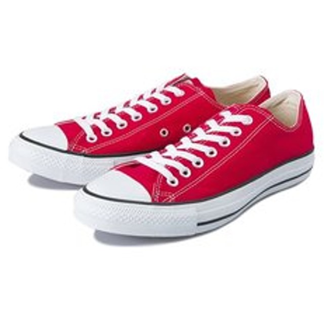 【ABC-MART:シューズ】ALL STAR OX ALL STAR OX 3216 RED(US) 0322 004889-0044