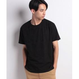 【23%OFF】 スペンディーズストア ネイティブ柄BIGTシャツアンサンブル メンズ ブラック LL 【SPENDY'S Store】 【セール開催中】