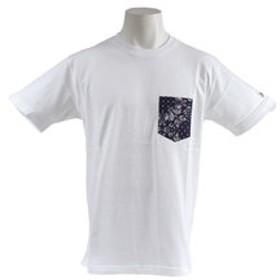 【Super Sports XEBIO & mall店:トップス】コットン ポケット Tシャツ ペイズリー W 11556810