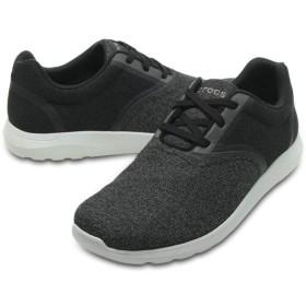 【クロックス公式】 クロックス キンセイル スタティック レース メン Men's Crocs Kinsale Static Lace メンズ、紳士、男性用 ブラック/黒 25cm,26cm,27cm,28cm,29cm shoe 靴 シューズ