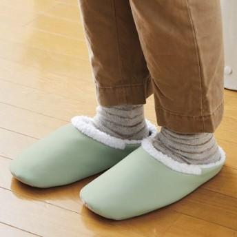 足もとあったかリラックス 洗えて清潔 ふわもこトイレスリッパの会 フェリシモ FELISSIMO【送料:450円+税】