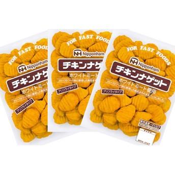 日本ハム チキンナゲットA 3個(約2.8kg)