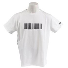 【Super Sports XEBIO & mall店:トップス】CN Back Logo 半袖Tシャツ WB31JA18 WHT