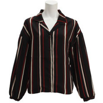 【Super Sports XEBIO & mall店:トップス】オープンカラーシャツ 18385003BK オンライン価格