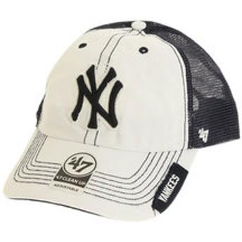 【Super Sports XEBIO & mall店:帽子】【オンライン特価】MLB ニューヨーク ヤンキース キャップ B-HOOCH17GWP-WHH