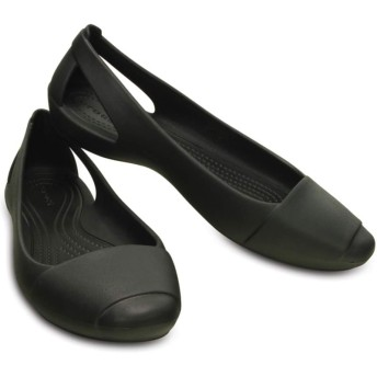 Crocs Women's Sienna Flat シューズ