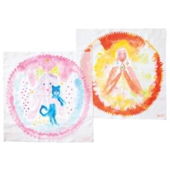 やさしさの贈りもの 天使のガーゼハンカチの会 フェリシモ FELISSIMO【送料:450円+税】