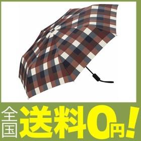 ワールドパーティー(Wpc.) 雨傘 折りたたみ傘 自動開閉傘 ワインチェック 58cm レディース メンズ ユニセックス
