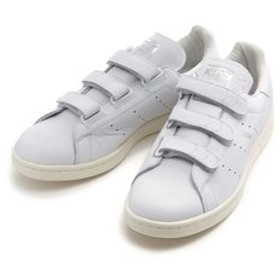 【ABC-MART:シューズ】EE8543 STAN SMITH CF WHT/WHT 588294-0001