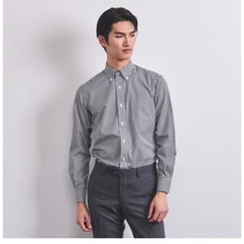 【UNITED ARROWS:トップス】○UADB イージーケア ギンガムチェック ボタンダウンシャツ
