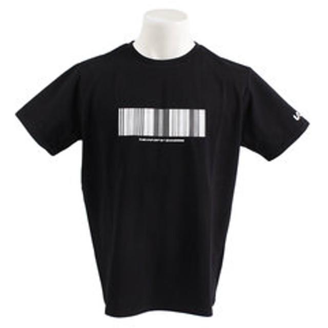【Super Sports XEBIO & mall店:トップス】CN Back Logo 半袖Tシャツ WB31JA18 BLK