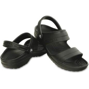 【クロックス公式】 クラシック サンダル Classic Sandal ユニセックス、メンズ、レディース、男女兼用 ブラック/黒 22cm,23cm,24cm,25cm,26cm,27cm,28cm,29cm sandal サンダル 30%OFF