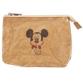 【Mickey 90th Anniversary Magic of Color:雑貨】二重ポーチ ミッキーマウス