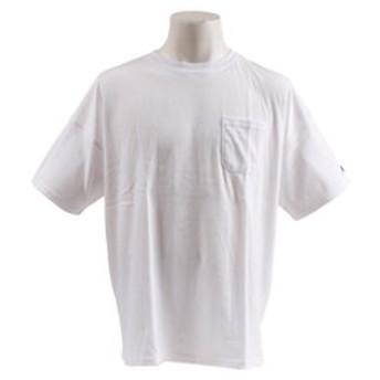 【Super Sports XEBIO & mall店:トップス】【オンライン特価】 NU BIG BACKLOGO ショートスリーブTシャツ RBM19S0007 WHT