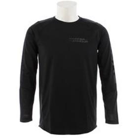 【Super Sports XEBIO & mall店:トップス】【オンライン特価】 MK-1ロングスリーブグラフィック 長袖Tシャツ 1327252 BLK/JGY AT