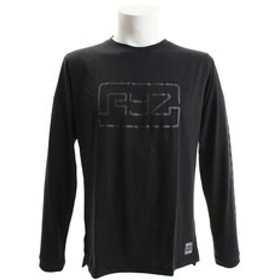 【Super Sports XEBIO & mall店:トップス】【オンライン限定特価】SLV 長袖Tシャツ 869R8CD3308 BLK