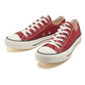 【ABC-MART:シューズ】32863112 AS WASHEDCANVAS OX RED 585230-0001
