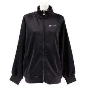 【Super Sports XEBIO & mall店:トップス】【オンライン特価】WARM UP ニットジャケット HU18FEG852542BLK