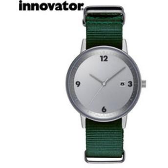【THE WATCH SHOP.:時計】イノベーター[innovator] ボールド[Bold] IN-0001-10メンズ レディース ユニセックス シンプルウォッチ