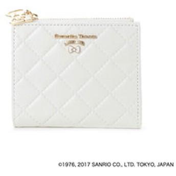 【Samantha Thavasa Petit Choice:財布/小物】ハローキティコラボ折財布