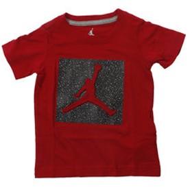 【Super Sports XEBIO & mall店:トップス】ボーイズ ジョーダンコットンTシャツ 754533-R78