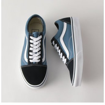 【green label relaxing:シューズ】[ヴァンズ]VANS OLD SKOOL SC スニーカー 19SS