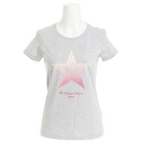 【Super Sports XEBIO & mall店:トップス】Starグラフィック 半袖Tシャツ 850579 03 GRY-
