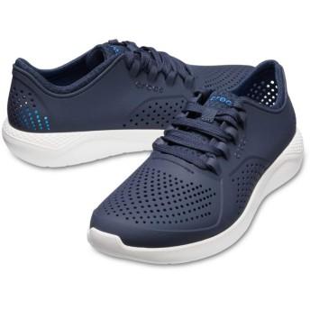 【クロックス公式】 ライトライド ペイサー メン Men's LiteRide Pacer メンズ、紳士、男性用 ブルー/青 25cm,26cm,27cm,28cm,29cm shoe 靴 シューズ