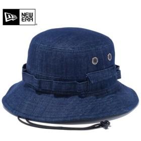 セール20%OFF!【メーカー取次】 NEW ERA ニューエラ Adventure コットンハット インディゴデニム 12018929 メンズ レディース 帽子 ブランド