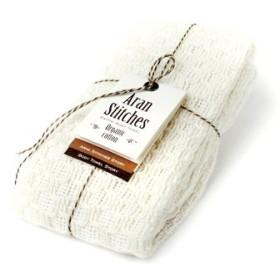 天然素材の風合いを活かして編みあげた ボディータオル〈オーガニックコットン〉 フェリシモ FELISSIMO【送料:450円+税】