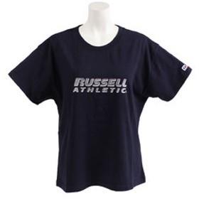 【Super Sports XEBIO & mall店:トップス】【オンライン特価】 NB silver logo 半袖Tシャツ RBL19S1001 NVY