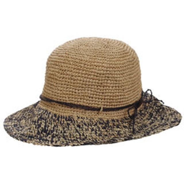 【Super Sports XEBIO & mall店:帽子】RAFFIA HAT HU18S898SST002 NVY
