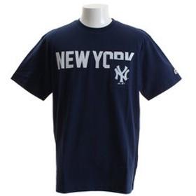 【Super Sports XEBIO & mall店:スポーツ】ポケット 半袖Tシャツ MM01-NYK-8S19-NVY