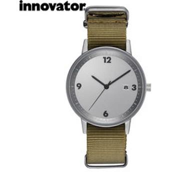 【THE WATCH SHOP.:時計】イノベーター[innovator] ボールド[Bold] IN-0001-6メンズ レディース ユニセックス シンプルウォッチ