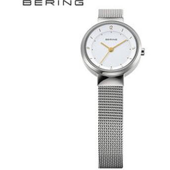 【THE WATCH SHOP.:時計】ベーリング[BERING] ソーラーミニ [Solar Mini] 14424-001 レディース 北欧デザイン