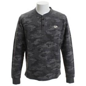 【Super Sports XEBIO & mall店:トップス】JQ CAMO 長袖Tシャツ 863EK8HD2708 CGRY