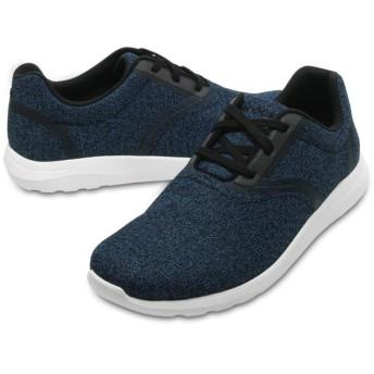 【クロックス公式】 クロックス キンセイル スタティック レース メン Men's Crocs Kinsale Static Lace メンズ、紳士、男性用 ブルー/青 25cm,26cm,27cm,28cm,29cm shoe 靴 シューズ 30%OFF