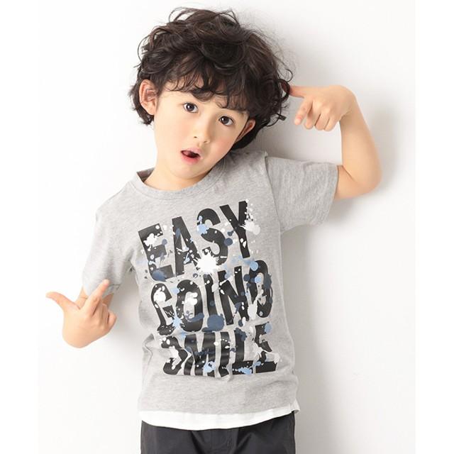 【セール開催中】ANAP(アナップ)ロゴプリントTシャツ