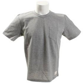 【Super Sports XEBIO & mall店:トップス】クルーネック 半袖Tシャツ 863EK8HD5787 MGRY