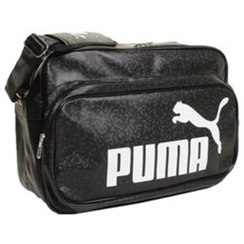 PUMA プーマ トレーニングPU ショルダーバッグ L 075371