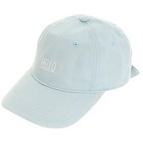 【Super Sports XEBIO & mall店:帽子】RIBBON 6P CAP AG83AC1076 SAX
