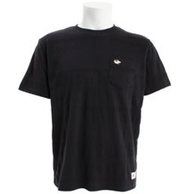 【Super Sports XEBIO & mall店:トップス】【オンライン特価】 JACQUARD 半袖Tシャツ 863EK9HD9422 NVY