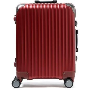 ギャレリア カーゴ スーツケース CARGO キャリーケース フレーム 52L ハードケース TW 64 メンズ ワイン F 【GALLERIA】