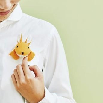 YOU+MORE! ひょっこりカンガルータオル フェリシモ FELISSIMO【送料:450円+税】