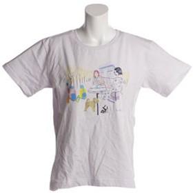 【Super Sports XEBIO & mall店:トップス】ORGABITS Tシャツ CAFE HU18SLT864511LVD