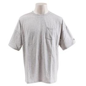 【Super Sports XEBIO & mall店:トップス】【オンライン特価】 NU BIG BACKLOGO ショートスリーブTシャツ RBM19S0007 MGRY